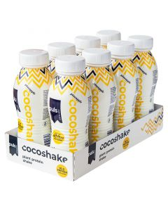 Puls Cocoshake Pineapple proteiinijuoma 310ml x 8kpl