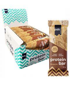 Puls Protein Bar Brownie proteiinipatukka 50g x 20kpl