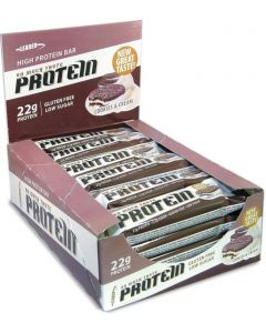 Leader Protein So Much Taste! Cookies and Cream proteiinipatukat 61g x 24kpl