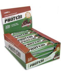 Leader Protein So Much Taste! Minttu-Suklaa proteiinipatukat 61g x 24kpl