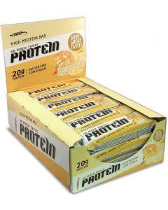 Leader Protein So Much Taste! Valkosuklaa-keksi proteiinipatukat 61g x 24kpl