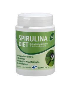 Spirulina Diet (290tabl)