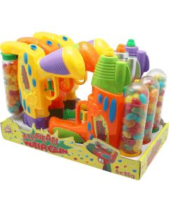 Sweet Flash Jelly Bean Watergun 6kpl