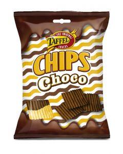 Taffel Chips Choco suklaasnacks 100g