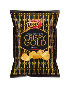 Taffel Crispy Gold Seasalt perunalastu 160g