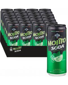 Terme di Crodo Mojito Soda virvoitusjuoma 330ml x 24kpl