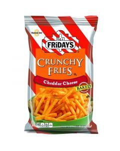 TGI Crunchy Fries Cheddar Cheese maissisnacks 127,6g
