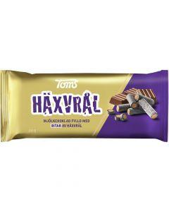 Toms Häxvrål Noitapilli suklaalevy 80g