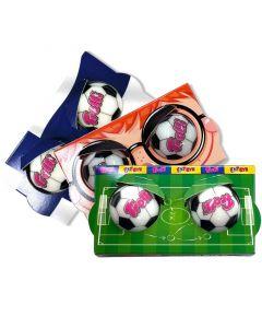 Trolli jalkapallo jellytäytemakeinen 2-pack 38g