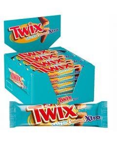 Twix Salted Caramel Xtra suklaapatukka 75g x 24kpl