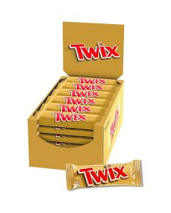 Twix suklaapatukka 50g x 25kpl