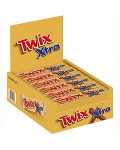 Twix Kingsize Xtra suklaapatukka 75g x 30kpl