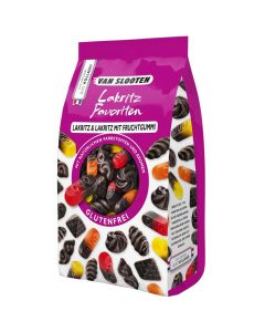Van Slooten Lakritz Favoriten 400g
