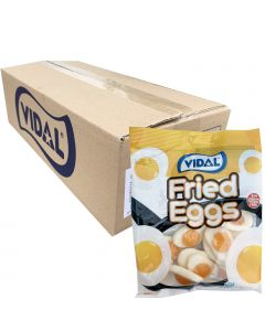 Vidal Fried Eggs 70g x 18kpl