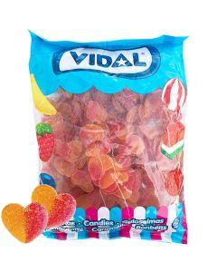 Vidal Persikkasydämet 1,5kg