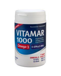 Vitamar 1000 Vahva E-EPA Omega-3 kalaöljykapseli (100 kaps)