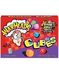 Warheads Sour Chewy Cubes kirpeät kuutiot 113g