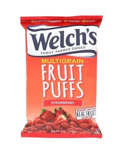 Welch's Fruit Puffs Strawberry 170g