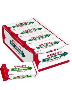Wrigley's Spearmint purukumi 42g x 8kpl