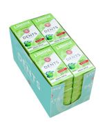 Läkerol Dents Apple Fresh White ksylitolipastilli 36g x 24 askia