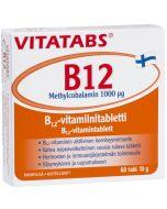 VITATABS B12 methylcobalamin 1000µg