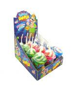 Sweet Flash Splash Dipper Dippitikkarit 50g x 12kpl