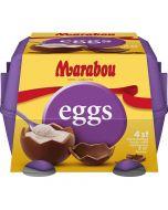 Marabou Eggs suklaatäytemuna 136g