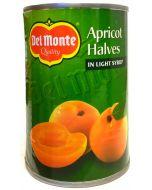 Del Monte Aprikoosin puolikkaat 420g