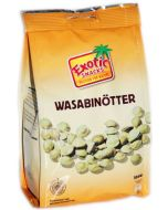 Exotic Snacks Wasabipähkinät 350g