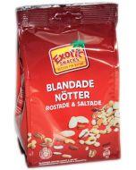 Exotic Snacks Pähkinäsekoitus paahdettu & suolattu 350g