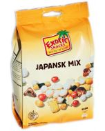 Exotic Snacks Japanilainen mix 250g