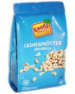 Exotic Snacks Cashewpähkinä Naturel 400g