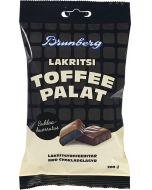 Brunberg Lakritsi Toffeepalat 200g