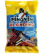 Toms Pingvin Licorice Mix 1kg