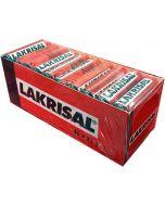 Lakrisal lakritsi-salmiakki pastillit 25g x 40kpl
