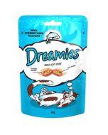 Dreamies Lohi Kissan herkku 60g
