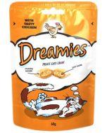 Dreamies Kana Kissan herkku 60g