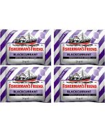 Fisherman's Friend Blackcurrant 4x25g
