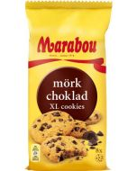 Marabou Mörk Choklad XL cookies 184g