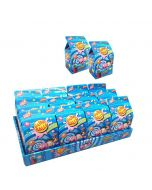 Sweet Flash Gum Balls purkkapurkit 12kpl