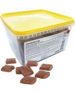 Aroma Maapähkinäsuklaaneliöt 2kg