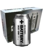 Battery No Calories energiajuoma 330ml x 24-pack