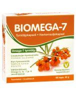 Biomega-7 Tyrniöljykapselit (60 kaps)