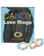 Candy Love Rings Karkkipenisrengas 3kpl