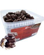 Carletti Suklaatassu Maapähkinä-Nougat 1,3kg