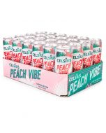 Celsius White Peach ‐energiajuoma 355ml x 24-PACK
