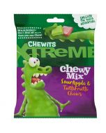 Chewits Xtreme Chewy Mix toffee 180g