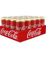 Coca-Cola Vanilla virvoitusjuoma 330ml x 20kpl