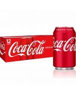 Coca-Cola Original USA virvoitusjuoma 355ml x 12-pack