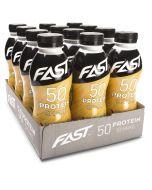 Fast Protein Shake 50 vanilja proteiinijuoma 500ml x 12kpl